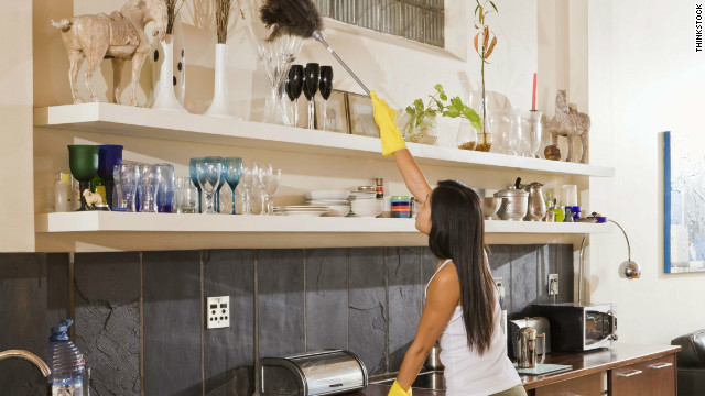 How To Clean A House Fast Adorable Of Professional House Cleaning Image