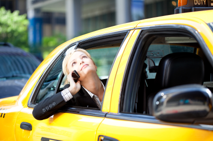 Lost your Cell Phone in a Taxi Taxicabs