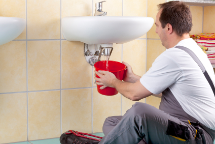 Leaking Bathroom Pipes Plumbers