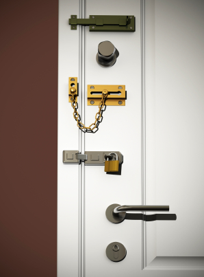 How To Make The Front Door More Secure Locksmiths Seva