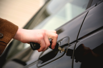 Car Door will not Unlock with Key Auto Repair