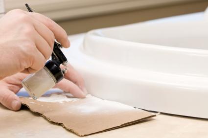 Waterproof paint for bathroom walls painters talklocal - Waterproof floor paint for bathrooms ...
