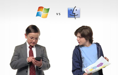 Apple vs microsoft essay