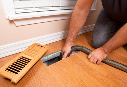 Tips for Cleaning Heating Ducts - Maid Services