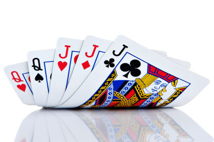 what does call mean in poker