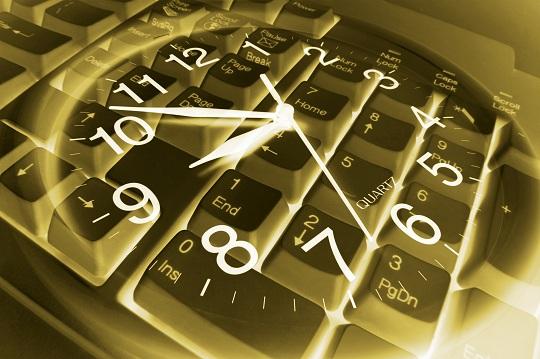 Computer Clock Wrong - Seva Call Blog