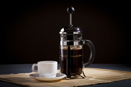 Coffee Maker Vs Coffee Maker : Coffee Maker vs. French Press
