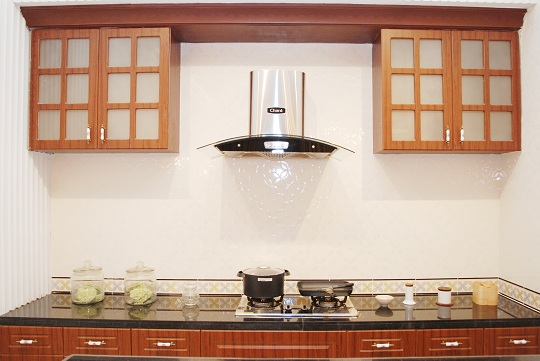 Range Hood As One Of The Features Most Noticed In A Kitchen S Design