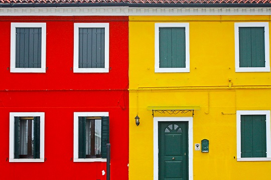 Choosing exterior house paint painters talk local blog for Can you use exterior paint inside a house