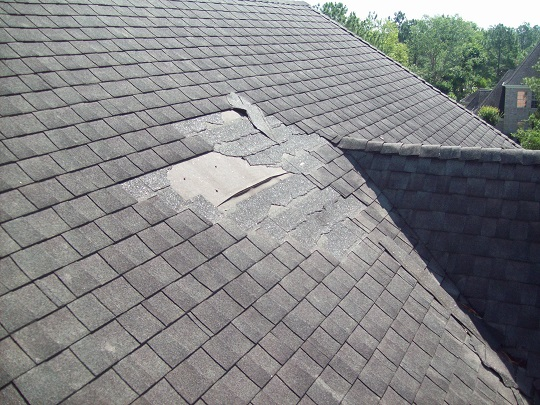 Roof Shingles Repair Wind Damage Roofers Seva Call Blog