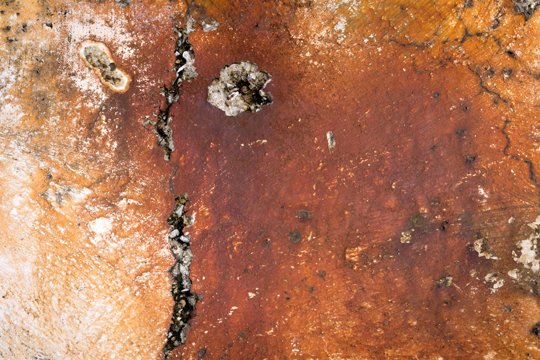 Rust Removal From Concrete - Handyman
