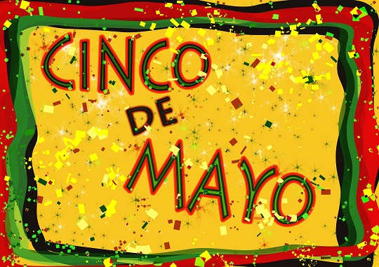 Feliz Cinco De Mayo! - Seva Call
