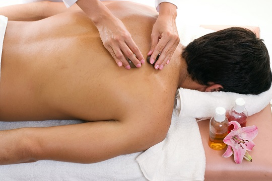 different types massage therapy