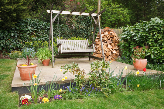 Terraced Backyard Diy : How to Build a Garden Terrace  Landscapers