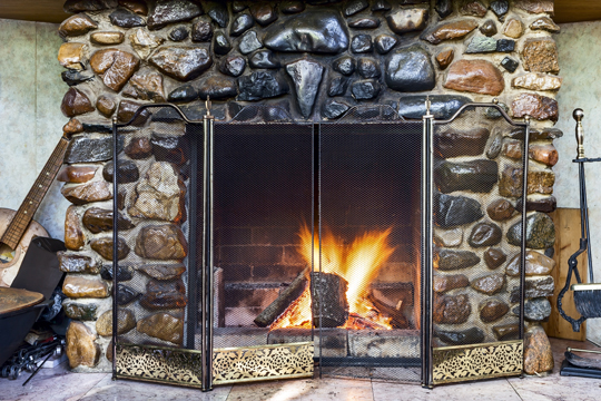how to clean stone fireplace maid services talk local blog. Black Bedroom Furniture Sets. Home Design Ideas