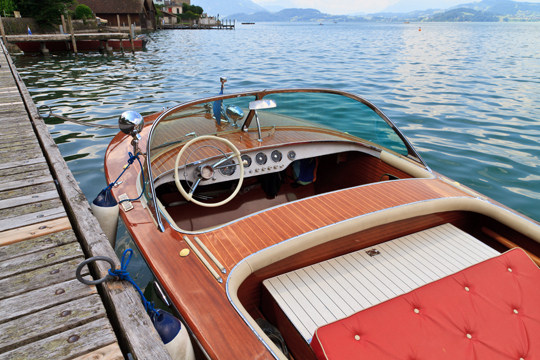 how to clean a teak boat maid services