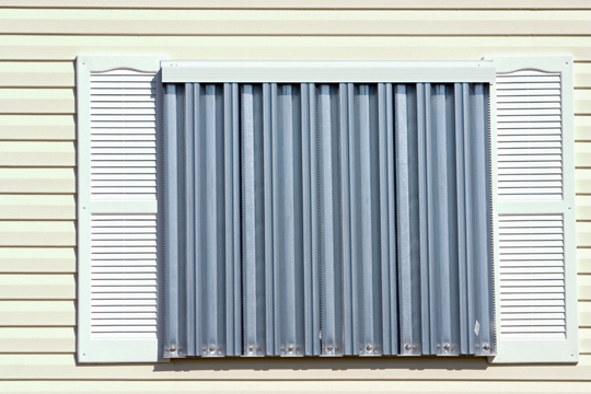 A Guide to Storm Shutters - Window Replacement