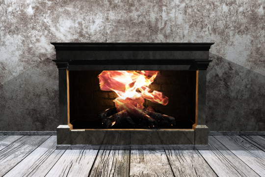 Electric Fireplace Heating Maintenance - Heating and Cooling