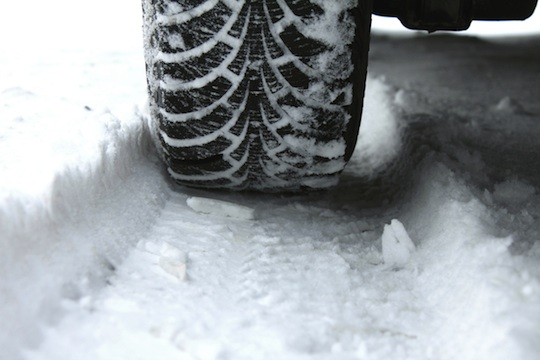 Why Tread in Snow Tires Matters - Snow Removal