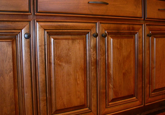 How To Stain Wood Cabinets Painters Talk Local Blog