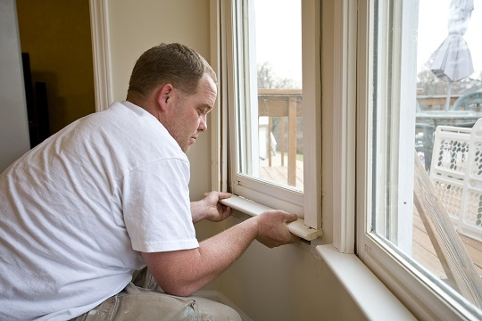 Installing Pella Replacement Windows - Window Replacement