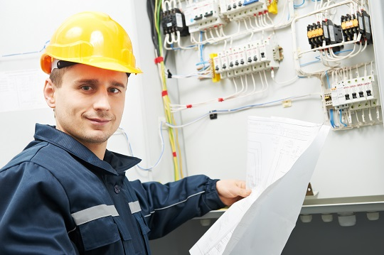 Installing New Electrical Service Panels - Electricians