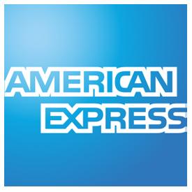 American Express press log