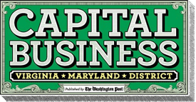 Washington Post Capital Business press logo