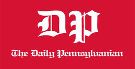 Daily Pennsylvanian press logo
