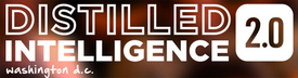 Distilled Intelligence press logo