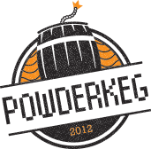 PowderKeg press logo
