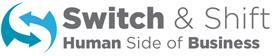 Switch and Shift press logo
