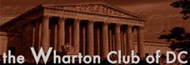 Wharton Club press logo